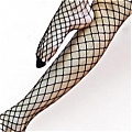 Fishnet Stockings (Black)