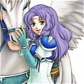 Florina Cosplay from Fire EmblemRekka no Ken