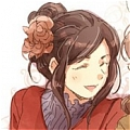 Flower clip (Spain) from Axis Powers Hetalia