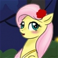 Fluttershy Cosplay (Dress) Desde My Little Pony Friendship is Magic