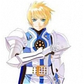 Flynn Costume from Tales of Vesperia