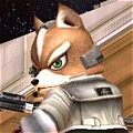 Fox Cosplay (with bag and gloves) from Star Fox