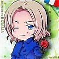 Francis Costume (France,Coat and Cape) from Axis Powers Hetalia