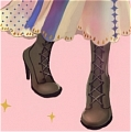 Francis Shoe (France Girl) from Axis Powers Hetalia