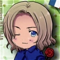 Francis Wig (France 2nd) De  Hetalia