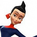 Franny Cosplay from Meet the Robinsons