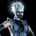 Frost Cosplay from Mortal Kombat