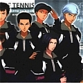 Prince of Tennis Costume (Fudomine Winter) Da Il principe del tennis