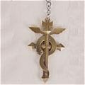 Fullmetal Alchemist Key Ring (Edward Snake) von Fullmetal Alchemist