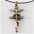 Fullmetal Alchemist Necklace (Edward Snake) from Fullmetal Alchemist