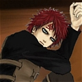 Gaara Cosplay Costume from Naruto Shippuuden