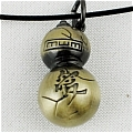 Gaara Hyoutan Necklace from Naruto