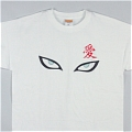 Gaara T Shirt (White 10) from Naruto