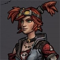 Gaige Cosplay Desde Borderlands 2