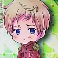 Galante (Latvia) Cosplay Costume from Axis Powers Hetalia