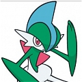 Gallade Cosplay Desde Pokémon