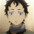Ganta Cosplay from Deadman Wonderland