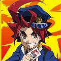 Gao Cosplay from Future Card Buddyfight