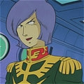 Garma Cosplay from Mobile Suit Gundam