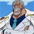 Garp Cospaly from One Piece