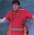 Gaston Cosplay Da La bella e la bestia