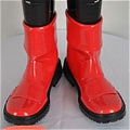 Geki Red Shoes from Juken Sentai Gekiranger