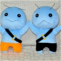 Gemini Plush from Fairy Tail