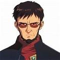 Gendo Cosplay from Neon Genesis Evangelion