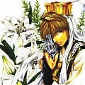 Genjyo Sanzo  Cosplay Costume from Saiyuki