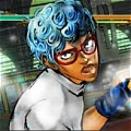 Ghiaccio Cosplay from JoJo's Bizarre Adventure
