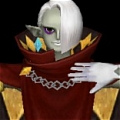 Ghirahim Cloak (2nd) from The Legend of Zelda Skyward Sword