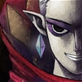 Ghirahim Earring De  The Legend of Zelda Skyward Sword