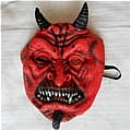 Ghost Mask (Red)