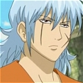 Gintoki Wig (2 years after) from Gin Tama