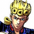Giorno Cosplay from JoJo's Bizarre Adventure