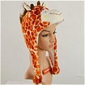 Giraffe Hat (Plush 02)