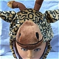 Giraffe Hat (Plush 01)