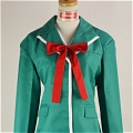 Girl Uniform (shirt, coat and bowknot) from Rosario Vampire
