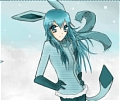 Glaceon Cosplay (2nd) from Pokemon