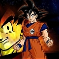 Son Goku Costume Da Dragon Ball