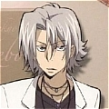 Gokudera Wig (after 10 Years) from Katekyo Hitman Reborn