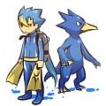 Golduck Cosplay (Gijinka) Desde Pokémon
