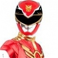 Gosei Red Cosplay from Tensou Sentai Goseiger