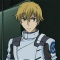 Graham Cosplay from Mobile Suit Gundam 00