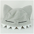 Gray Cat Hat from Azumanga Daioh