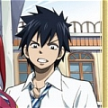 Gray Cosplay (Uniform) Desde Fairy Tail
