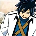 Gray Costume (without Pants) from Fairy Tail
