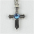 Gray Necklace (Cross) De  Fairy Tail