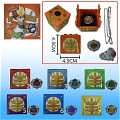 Vongola Box (with rings, 7 Types) De  Ketekyo Hitman Reborn