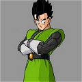 Great Saiyaman Costume Desde Dragon Ball